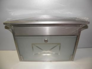 Poštovní schránka Robin nerez 285 x 360 x 80 poštovní