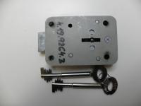 Trezorový zámek 90mm 4.19.9264.3 STUV