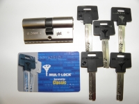 Cylindrická vložka MUL-T-LOCK Clasic