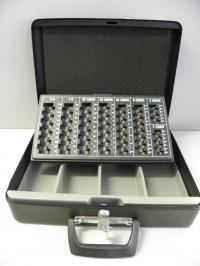 pokladna příruční SR6 - kufr Euro