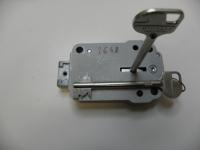 Trezorový zámek CAWI-Optima+2kl.95mm