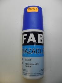FAB mazdalo + rozmražovač