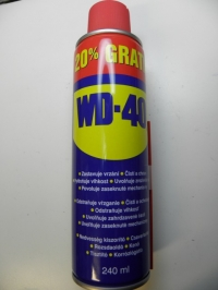 WD-40 240ml.