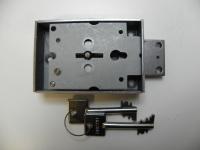 Trezorový zámek 4.19.6653.3 trezor L=58mm STUV