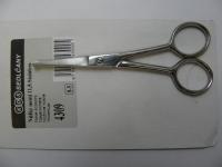 Nůžky nosní F12,5 - nerez 4309