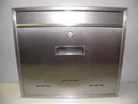 Poštovní schránka Radim velká nerez 360 x 310 x 90