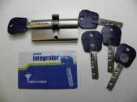 Cylindrická vložka MUL-T-LOCK Intergrátor 30+35